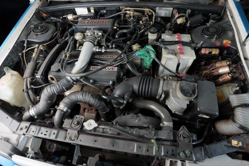 A kategóriatársakkal szemben a 323-as motorja csupán 1,6 literes volt