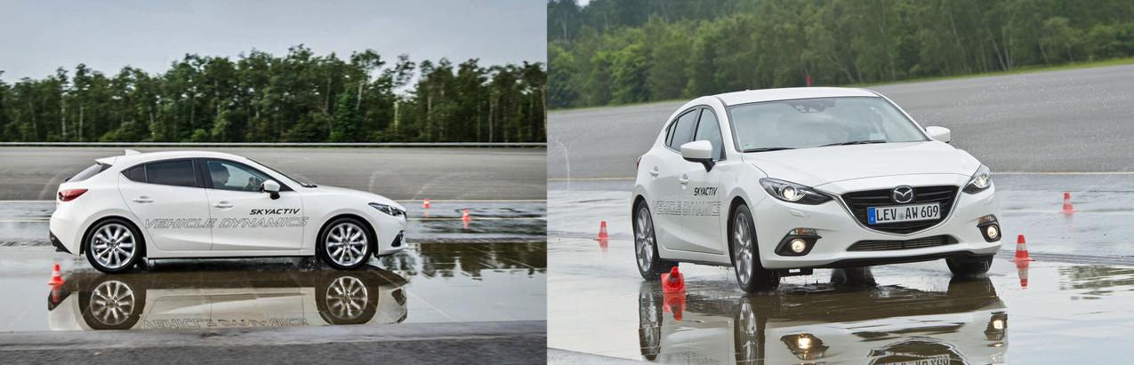 Mazda G-Vectroing Controll