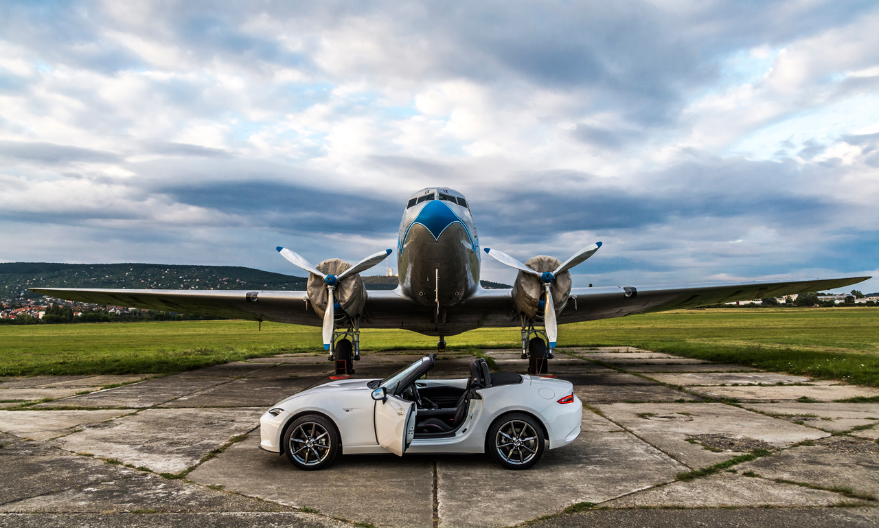 Az élmény szinte valóban csak egy repülőgéphez hasonlítható