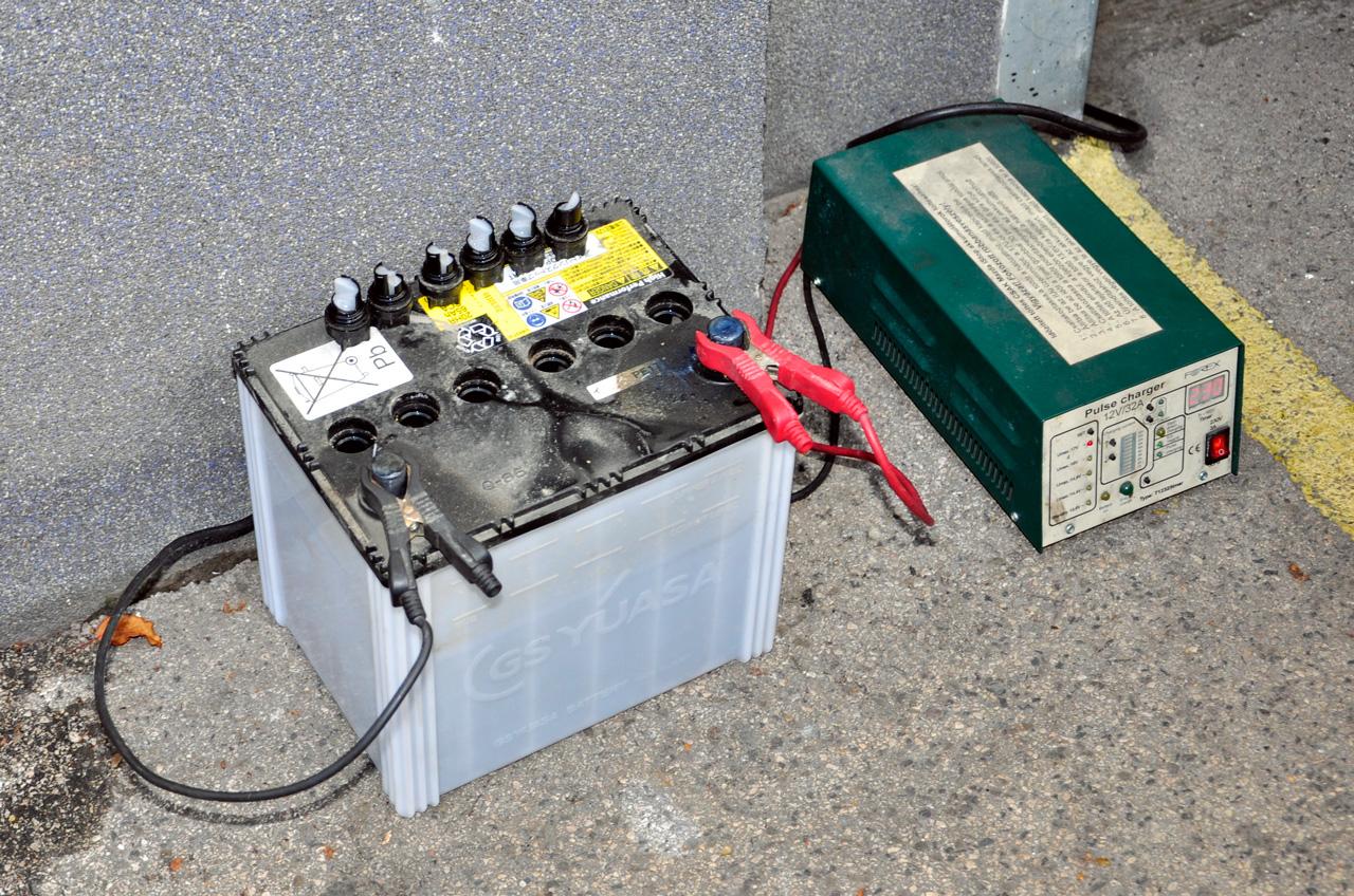 """""""Pezsgőtöltés"""" alatt az akkumulátor"""