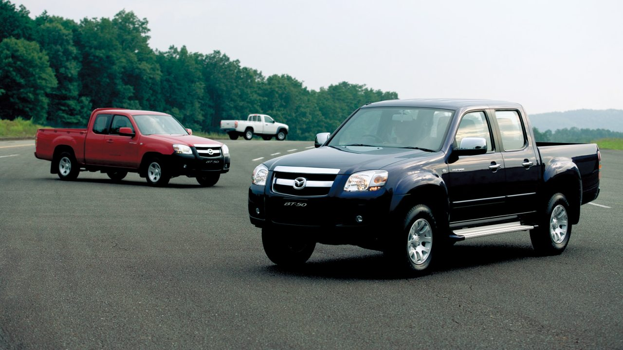 A BT-50 típust már sem Japánban, sem Észak-Amerikában nem árusítja a Mazda