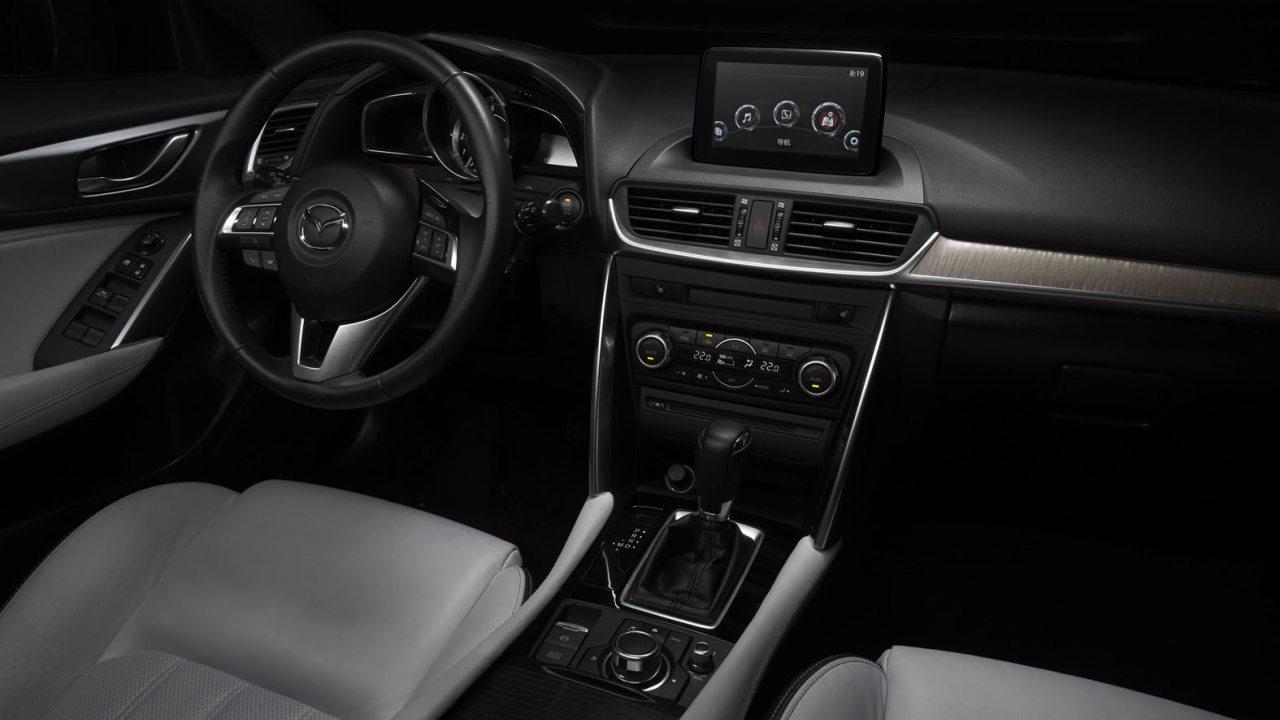 A Pekingi Autószalonon rántotta le a leplet a Mazda a CX-4-ről. Júniustól már kapható is Kínában