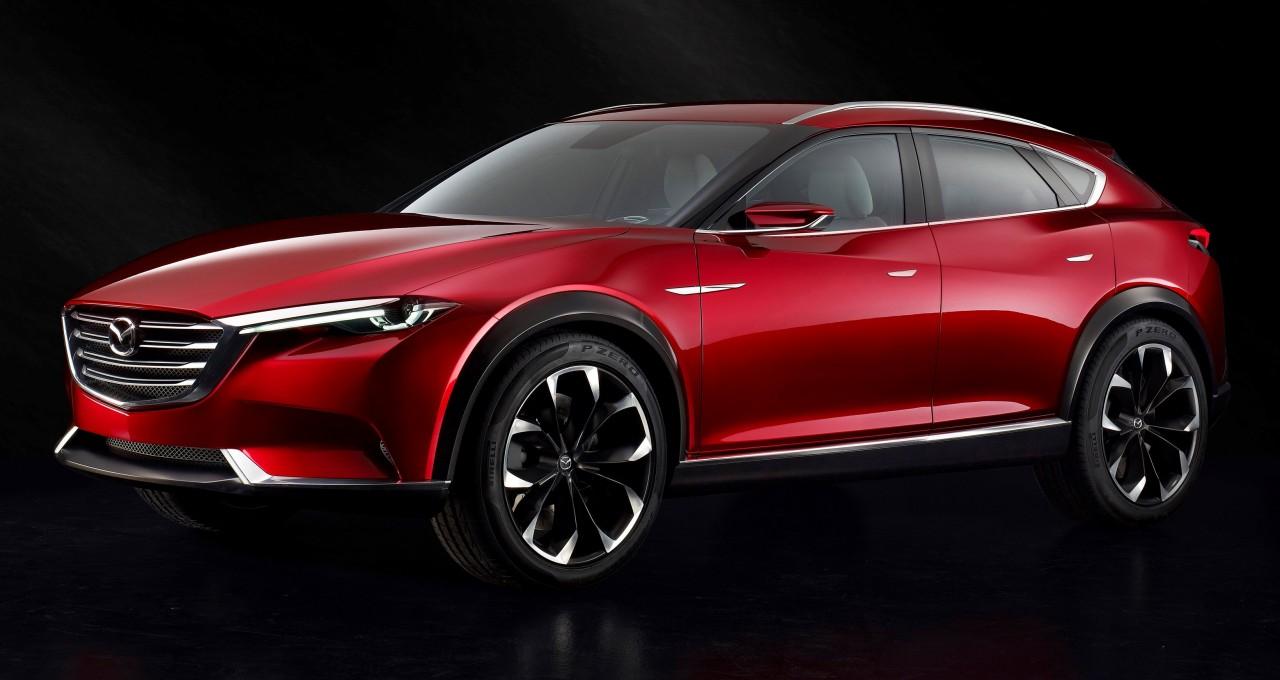 Meglepetésektől mentesen hoz friss KODO-stílust a Mazda Koeru