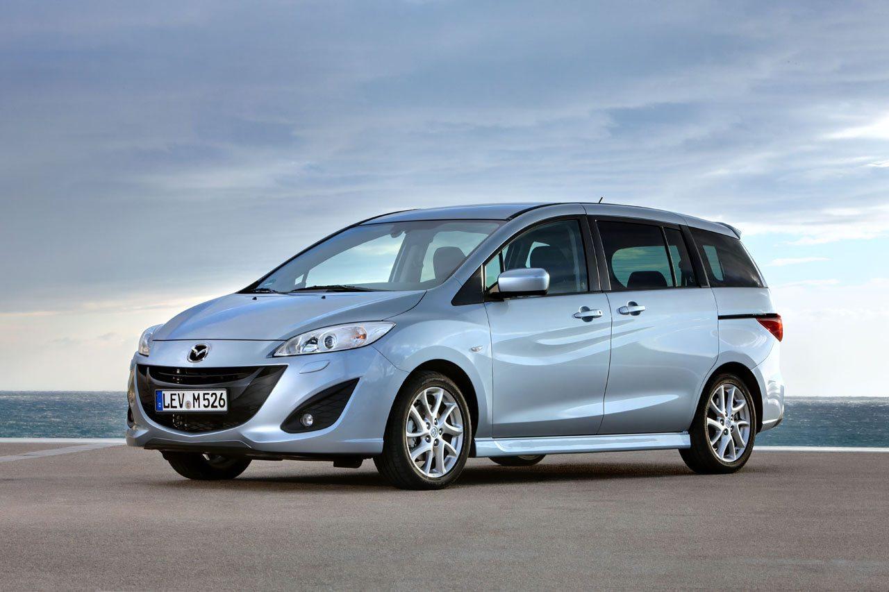 KODO nélkül is hódít még a tengerentúlon a Mazda5