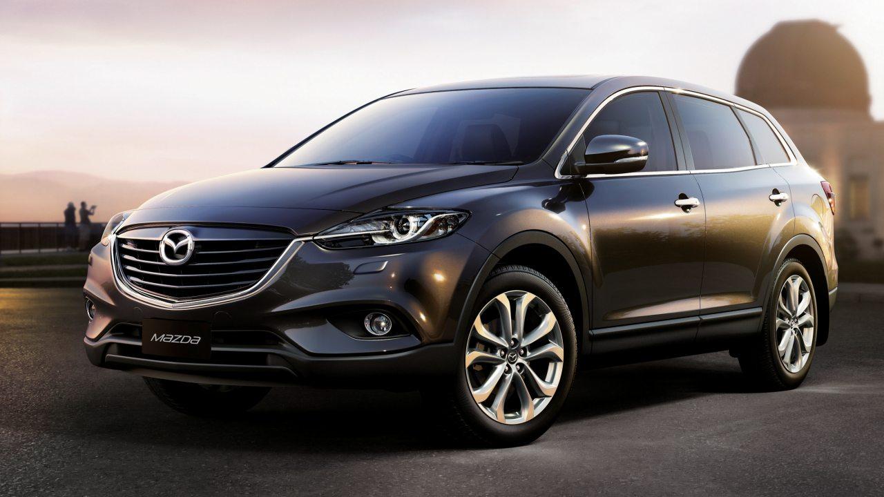 Kilencévesen is lehet legjobb a Mazda CX-9