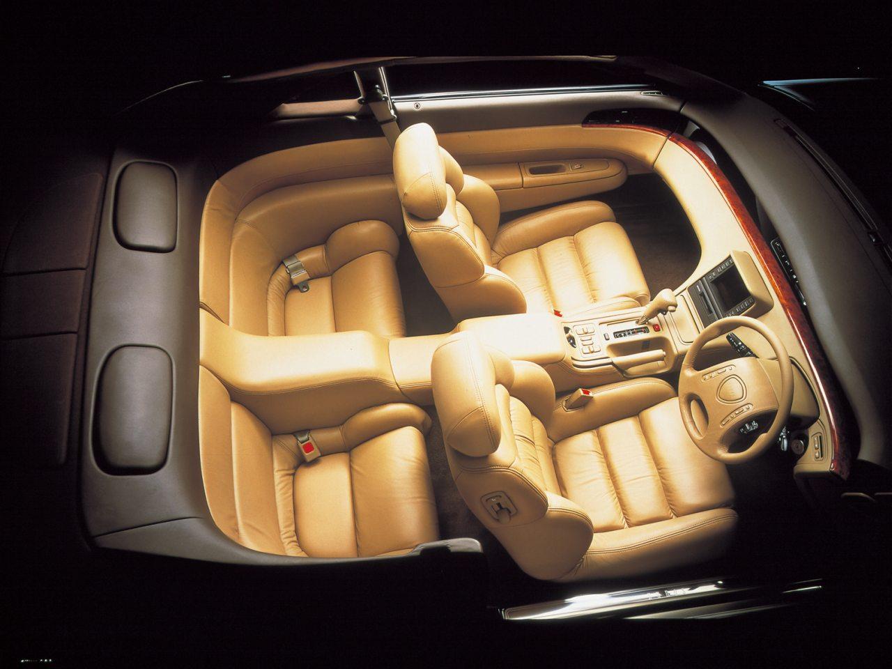 A valaha kínált legdrágább Mazda az Eunos Cosmo