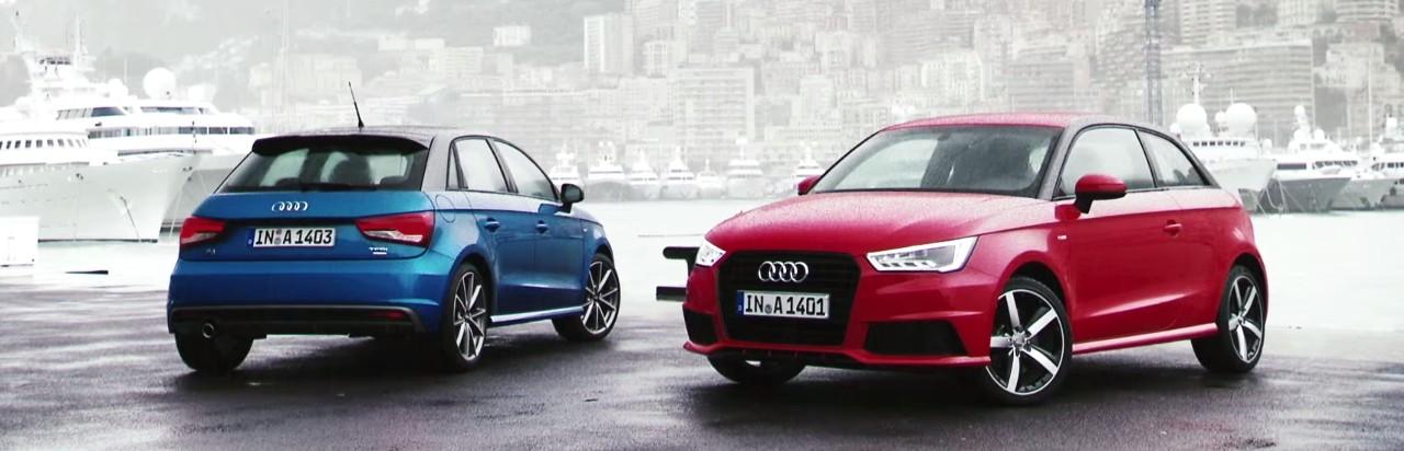 Az új Mazda2 egyik legfőbb vetélytársa az Audi A1, bár áraik fényévre vannak egymástól – a Mazda javára