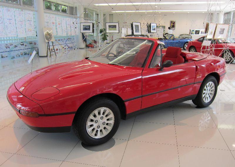Működőképes prototípus 1988-ból
