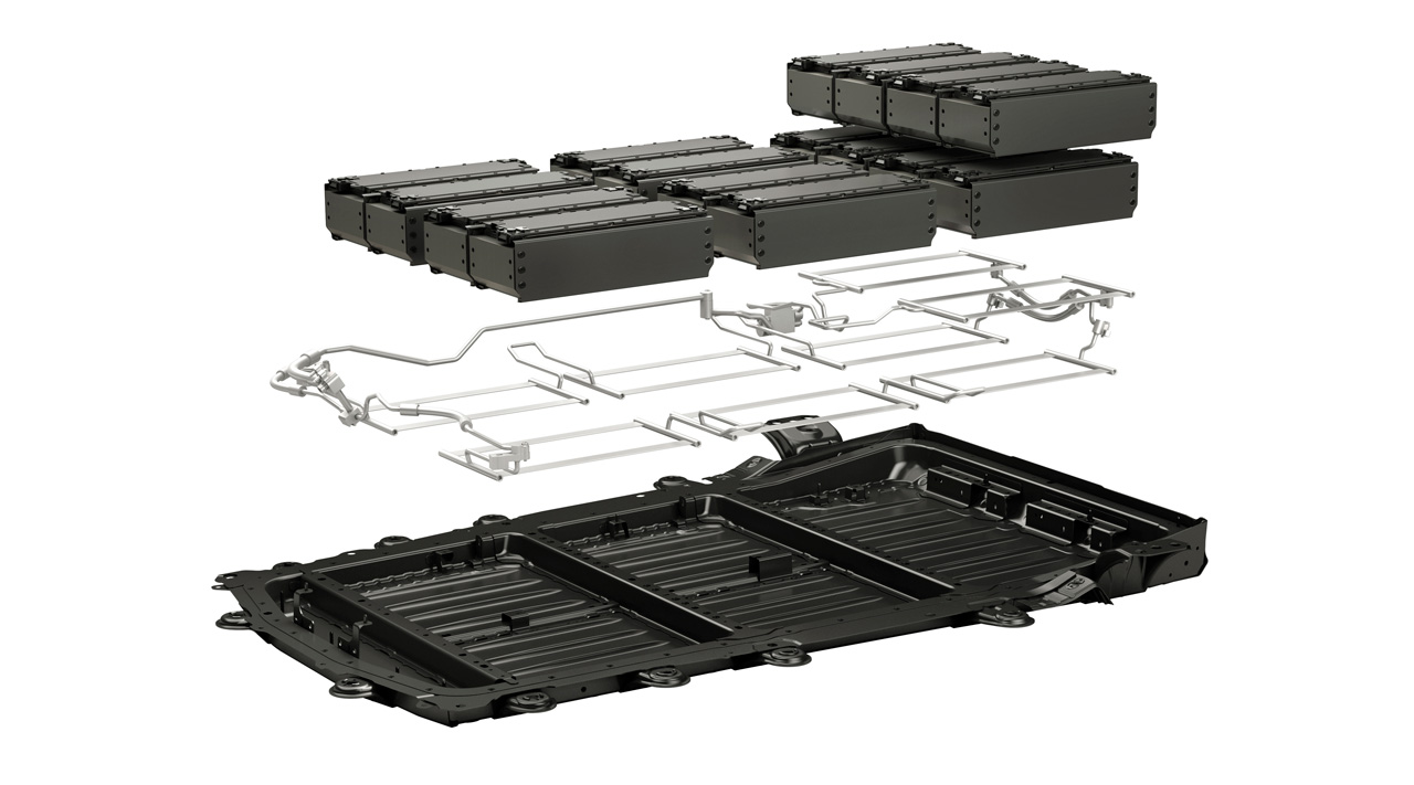 A Mazda akkumulátorcsomagja is moduláris felépítésű lesz
