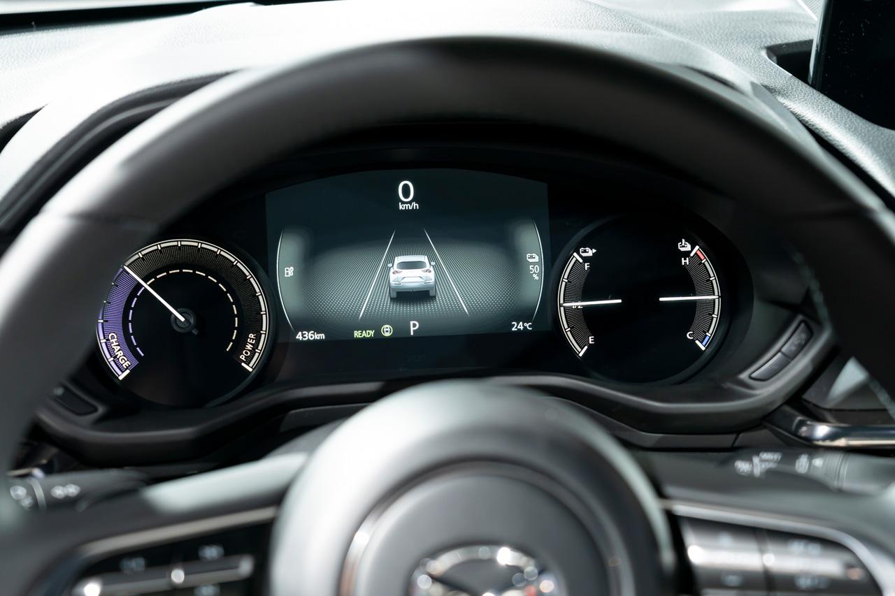 Lehet tévút, de elég alaposnak tűnik a Mazda felkészülése, így minden esély megvan arra, hogy mégis ez lesz a helyes