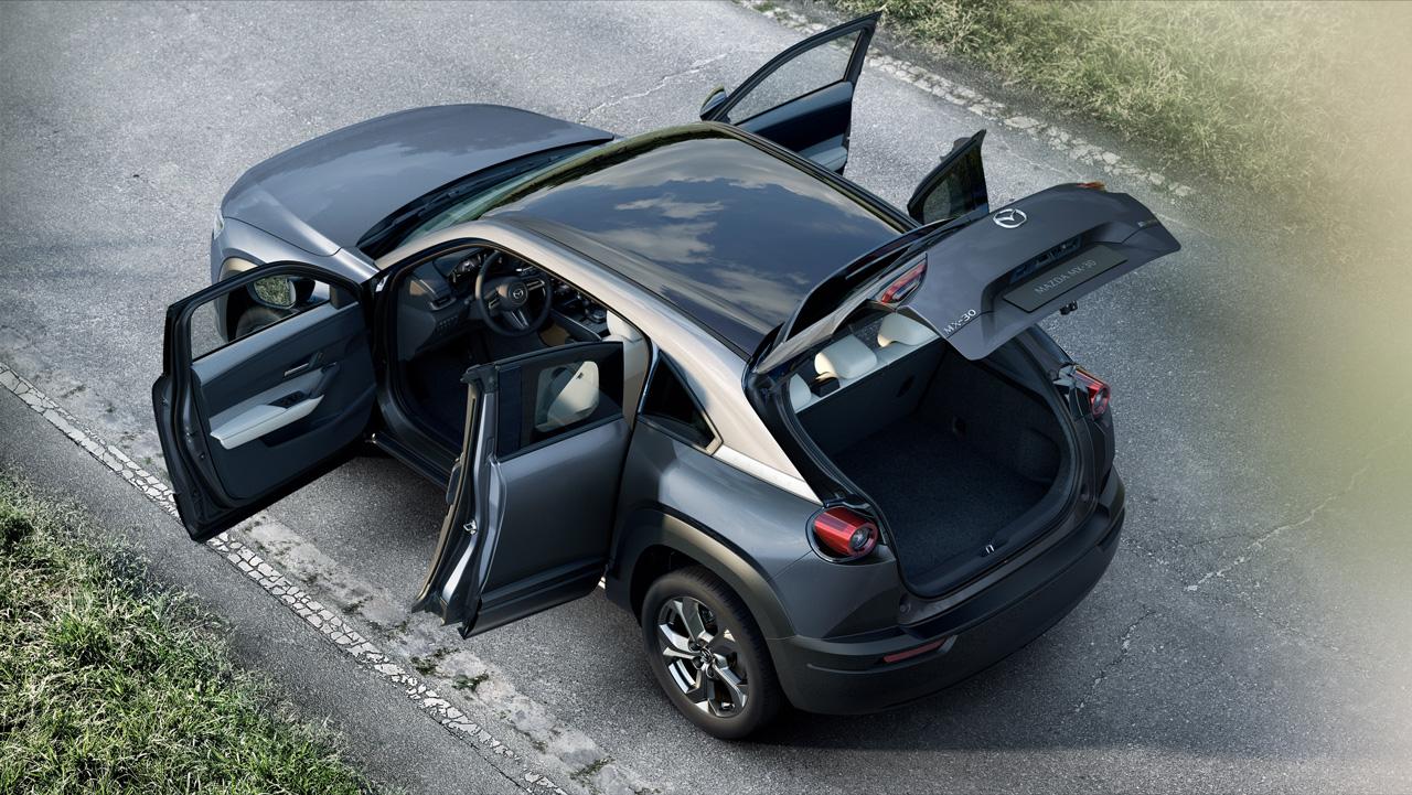 Mindentől függetlenül az MX-30 valódi autószerű autó lesz