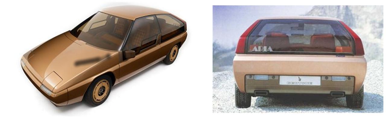 Mazda Aria