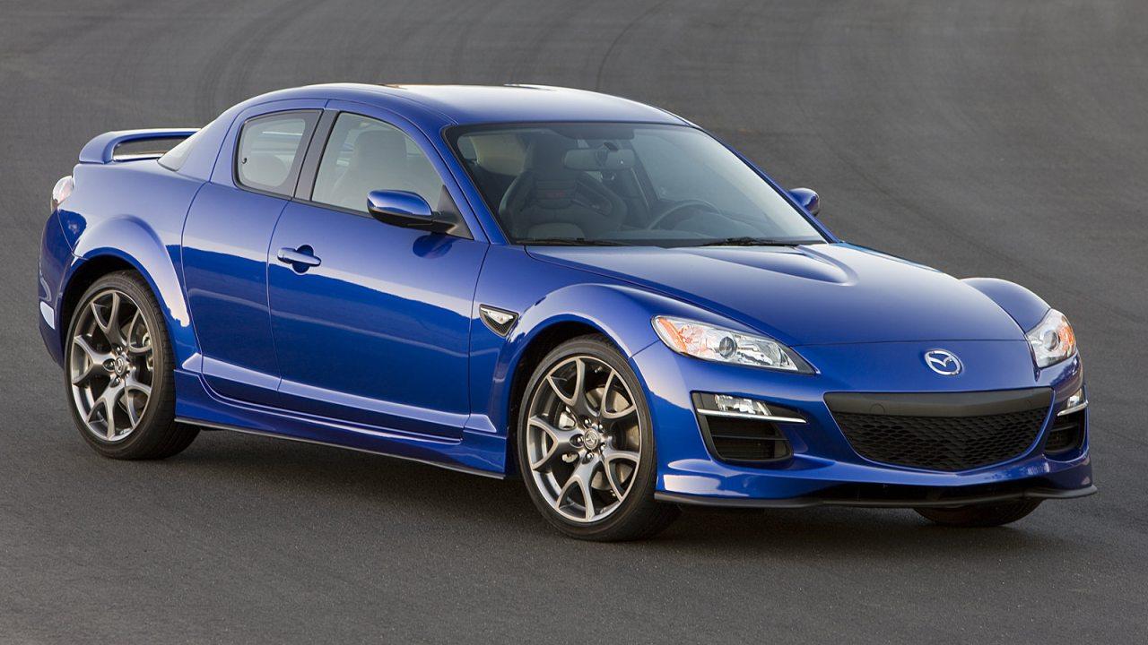 Vajon a Mazda RX-8-ban végleg befejeződött a bolygódugattyús motor karriere?