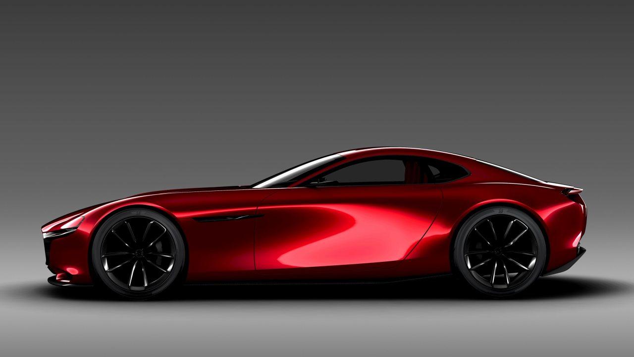 A Koeru SUV tanulmány után – illetve mellett – Tokióban egy sportkocsi képében is bemutatja a KODO-dizájn jövőjét a Mazda