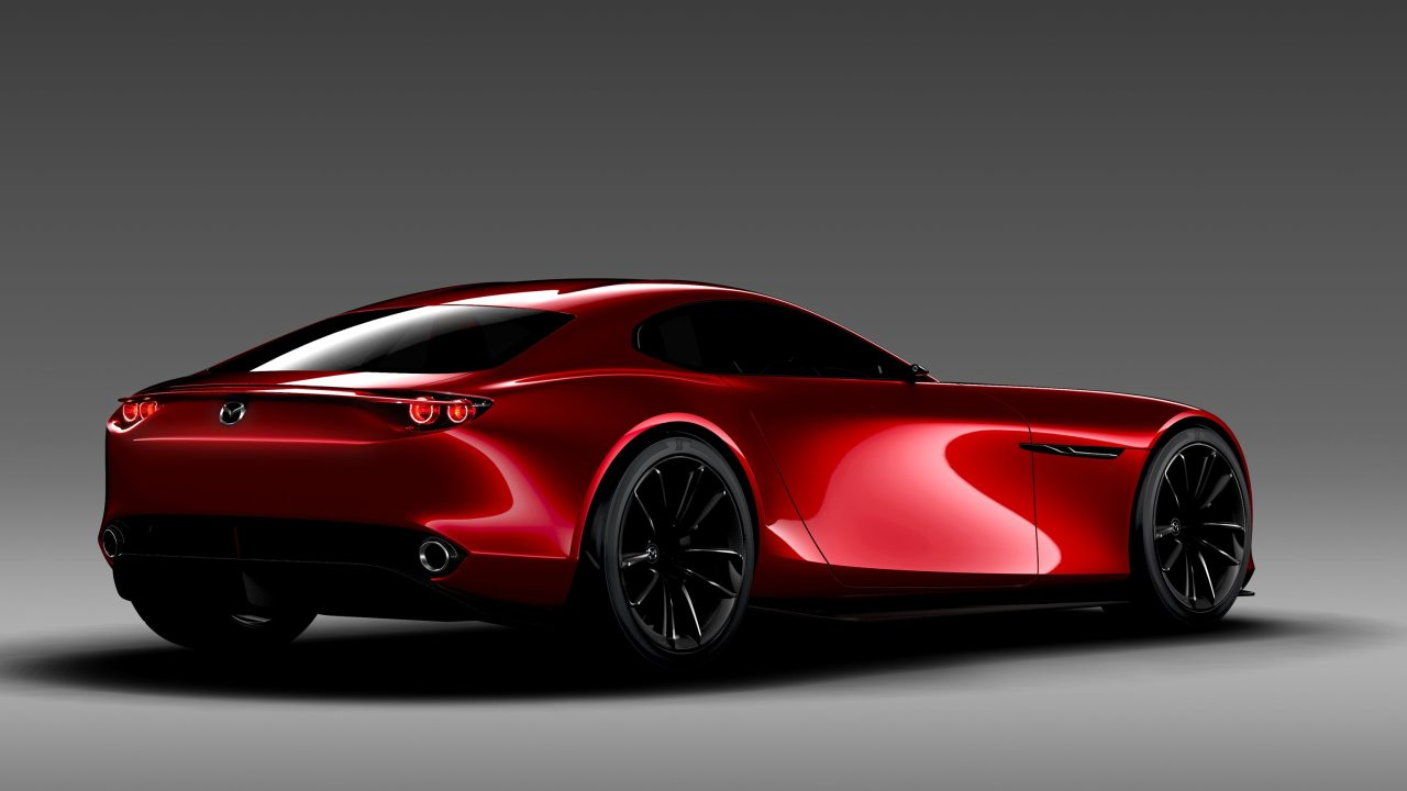 Most már talán nem túlzás kijelenteni, hogy a Mazda RX-VISION alapjain megszülető sorozatgyártású típus az RX-8 utódja