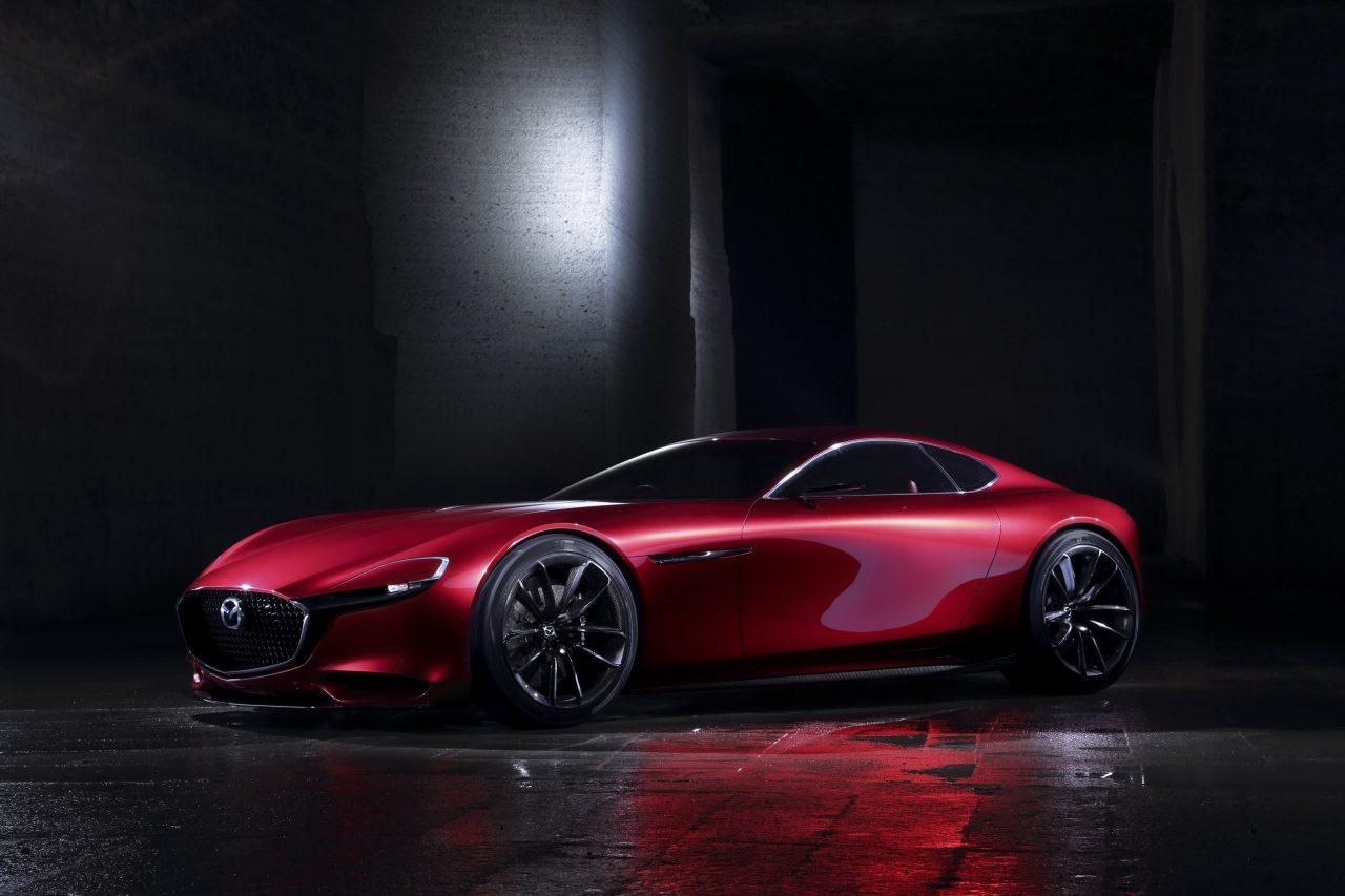 Nem véletlenül, hanem a Mazda szándékai szerint is legbelsőnkig hatol az RX-VISION keltette hatás