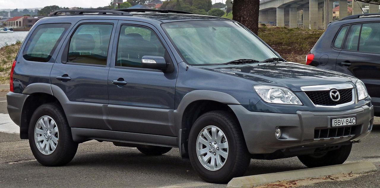 2004 után 2006-ban ismét módosult a Tribute, de az észak-amerikai piac mellett ezt már csak Ausztráliában forgalmazták, 2008-ig